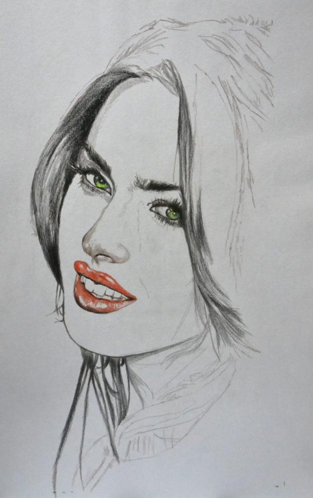 Megan Fox par cipta